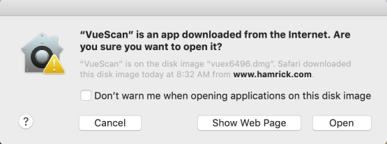 Download VueScan